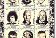 Bob Dylan Stamps