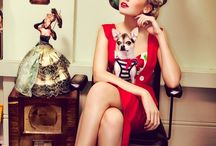 Pin Up Ideas for my Salon