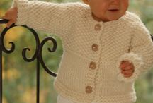 Stricken fürs Baby