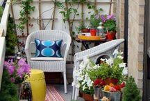 Jardins de balcons