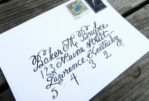 Calligraphy and Zenspirations ideas