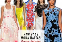 New York Moda Haftası SS15 - New York Fashion Week SS15