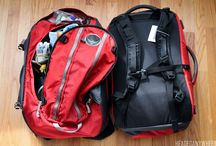 Packing Tips / packing tips, packing hacks, packing a carry-on, tips for packing, luggage packing tips, packing light, international packing tips, packing tips & lists, packing for long haul flight, packing toiletries, international packing lists