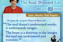 The Soul-Directed Life Radio Show on Unity Online Radio / The Soul-Directed Life is designed to help you notice, recognize, and respond to the calls bubbling up from your soul, so you can live your own Soul-Directed Life. Each month is dedicated to a particular theme or call of the soul. Janet carefully curates the guest list, seeking people of all walks who have dealt at a deep level with the month's theme. The rest of the year is dedicated to mysticism--the direct experience of the divine.  http://www.unity.fm/program/TheSoulDirectedLife