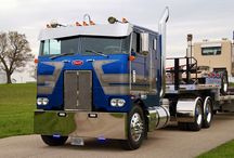 Cabover Pete