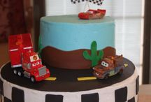 Cars Birthday Party