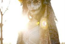 Dia De Los Muertos / Day of The Dead, so close to my heart words cannot say.  / by Gigi Deal of ❤️krazyHeartdezigns❤️