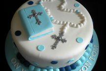 Cake Primera Comunión