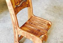 Sandalye - bank - oturak - şark köşesi