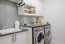 Maison - salle de lavage