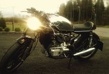 Motorcycles / Cafe racers