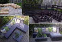 ideas for garden furniture