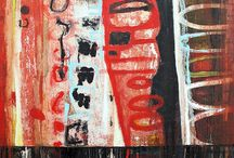 Scott Bergey / Collecting some of artist Scott Bergey's lovely images.