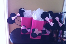 A Minnie Mouse Birthday for Kalyn!