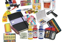 ~ArtSy SuPPLieS~ / ART is about doing your own thing - your own way.  These are the supplies that help me do that. / by ~kitchenwitch 04~
