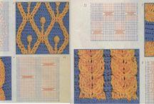 Puntos Crochet / Aprendiendo y Practicando / by lety reyes