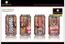 Packaging de cerveza / Diseños de envases para cerveza