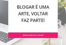 Maria Carolina | Criatividade, inspiração, entretenimento e estilo de vida. / Posts compartilhados do meu blog. Acesse www.mcarolina.com.br e confira!