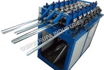 Roll Forming Machine / Gurukrupa Industries is a leading and widely recognized manufacturer and exporter of C Channel Roll Forming Machine, C To Z Purlin Roll Forming Machine, Trapezoid Roll Forming Machine, Corrugated Roll Forming Machine, Metal Stud Roll Forming Machine, Ceiling Sheet Roll Forming Machine, Roofing Sheet Roll Forming Machine, Roof Panel Roll Forming Machine, Highway Guardrail Roll Forming Machine, Pipe Mill, Cut To Length, Pipe Polishing Machine, Pipe Bending Machine ETC
