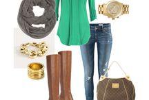 Fashionista  / by Nadia A. G.