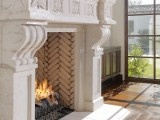 Fireplaces & Mantels / by Debbie Simril Interiors