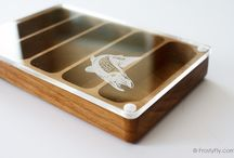 fish-fly box wooden