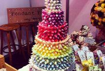 Cake Inspo: Rocking Wedding Cakes