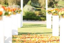 Wedding florals, cakes and tablescapes / Wedding receptions, party ideas, cakes, etc.