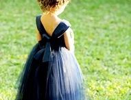 Flower Girl Inspiration / Ideas for the little ladies.