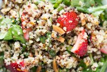 Food, healthy and delicious, recipes