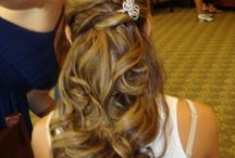 Wedding Hair Ideas / by Roxanne Buffone