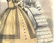 Civil War Fashions / Dresses, hair. accessories, and ideas / by Jennifer Hutchison