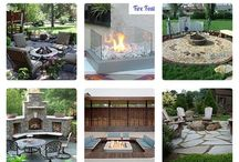 backyard ideas / by Stephanie Lamontagne