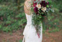 autoumn wedding shoot