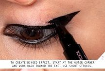 Beauty 101 / Make Up tips, beauty tips, healthy life tips