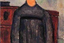 Modigliani / by Stelios Daskalogiannis
