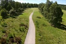 Boat Golf / James Braid classic course set in the Cairngorm National Park.