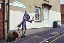 Street art / by Raeanne Nickerson