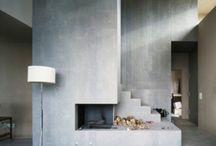 concrete / estructura y graficas para el cemento