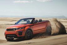 land rover evoque conversível
