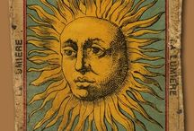 Printables - Celestial Moon Star