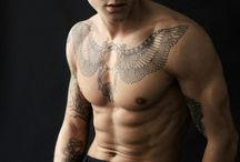 Hot Inked Men