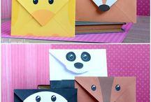 Cards - Envelopes