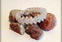 Handmade Swarovski Wedding Bracelet