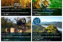 Hot Travel Deals! / L & M Travels Best Deals for Planning a Vacation!