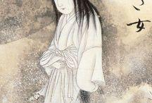 Yuki-Onna / Représentations de la femme des neiges dans le cinéma Japonais