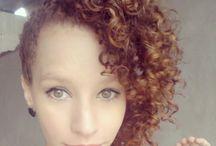Penteados para cabelos cacheados