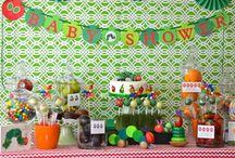 Isa baby shower