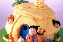 Flinstones / Cake