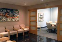 La clinique / Visite de la Clinique de Médecine Industrielle et Préventive du Québec à Montréal
